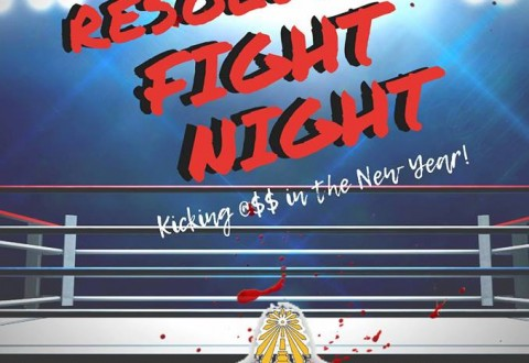 Resolution Fight Night