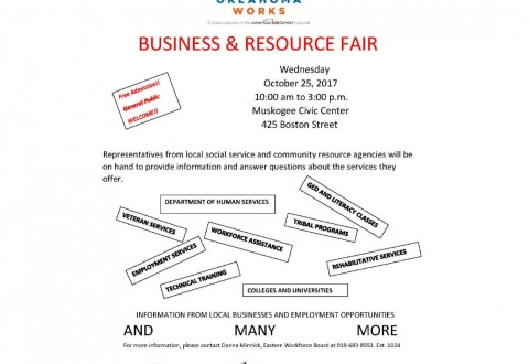 Business and Resource Fair 2017