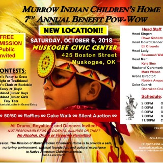 Murrow Homes 7th Annual Benefir Pow - Wow